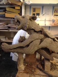 sculpture versailles