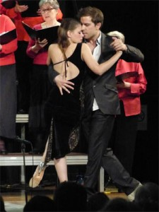 tango versailles